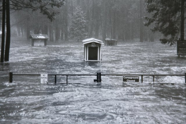 Campground Flood