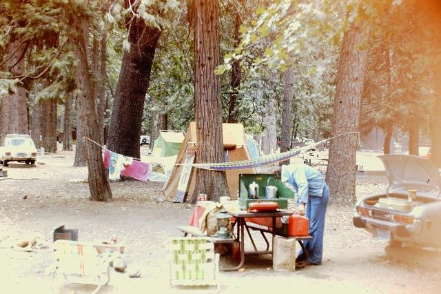 Yosemite 1976