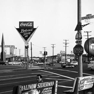 Big Donut 1960 - Sepulveda and Washington