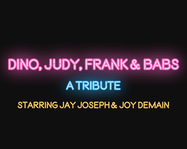 Dino, Judy, Frank, & Babs