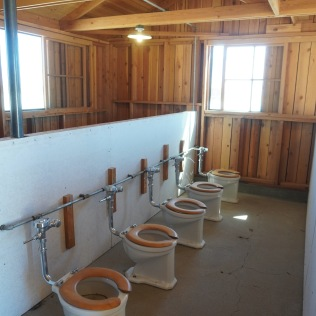 Open Toilets