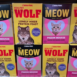 Pet Food - Healthy Wolf and Lil Meow