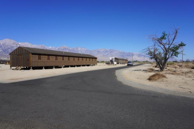 Two Barracks