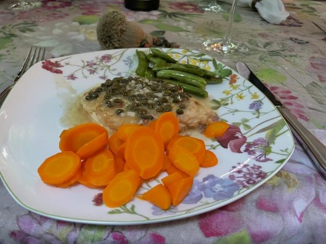 Halibut for Dinner