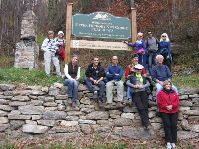 PAC Hike 2013