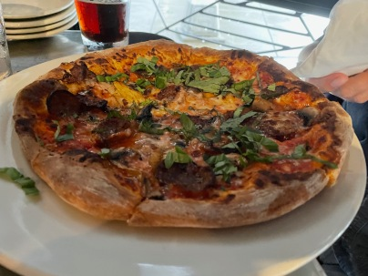 The Pizza