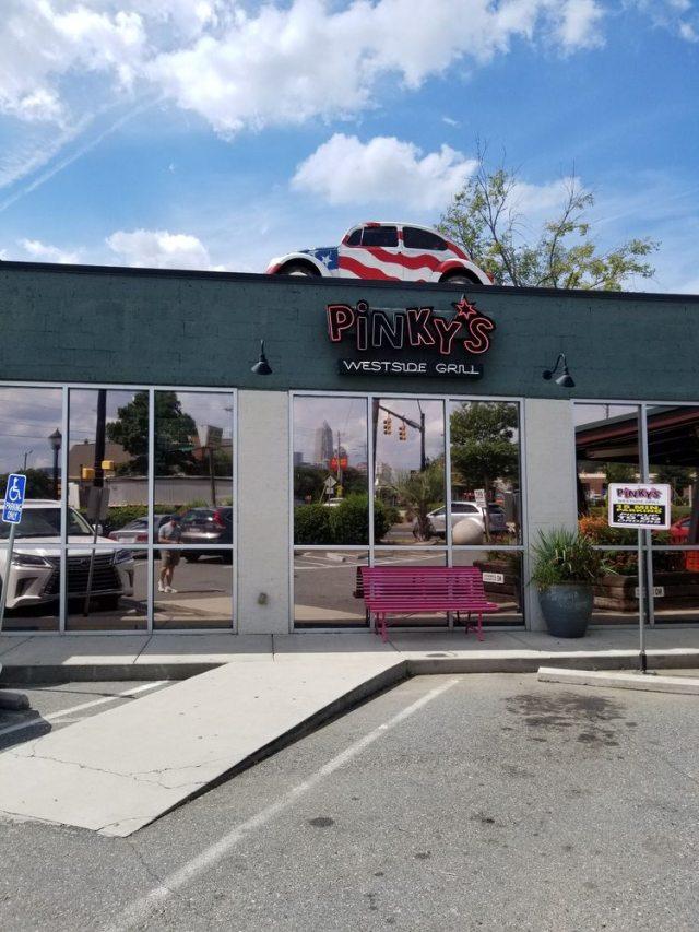 Pinky's Original Location